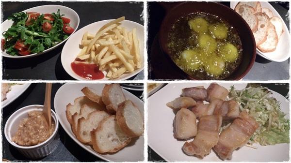 美味しい料理!
