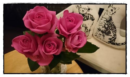 花楽花楽さんのバラ!
