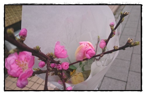 雛祭り 花