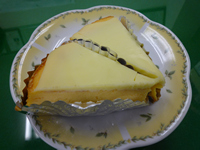 利庵 上板橋 チーズケーキ 美味しい